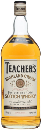 Teacher's Scotch Highland Cream